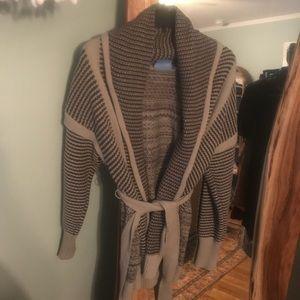 Vera Wang cardigan sweater